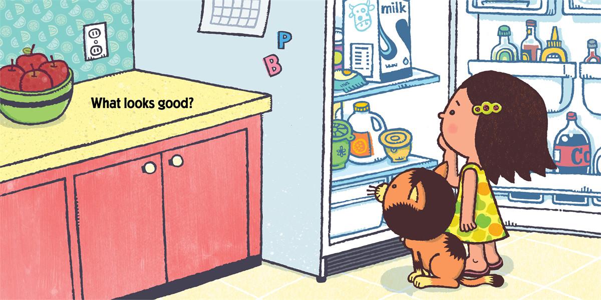 Brownie pearl grab a bite 9781416986348.in01