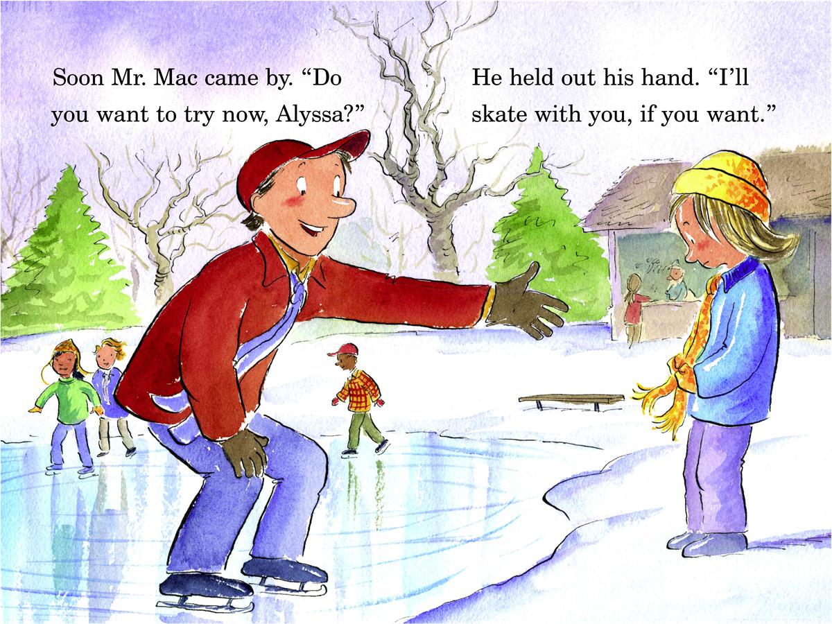 Lets go skating! 9781416994114.in02