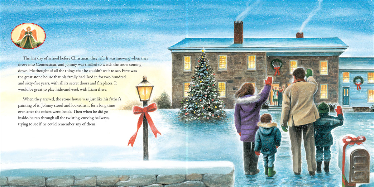 The magical christmas horse 9781416994787.in01