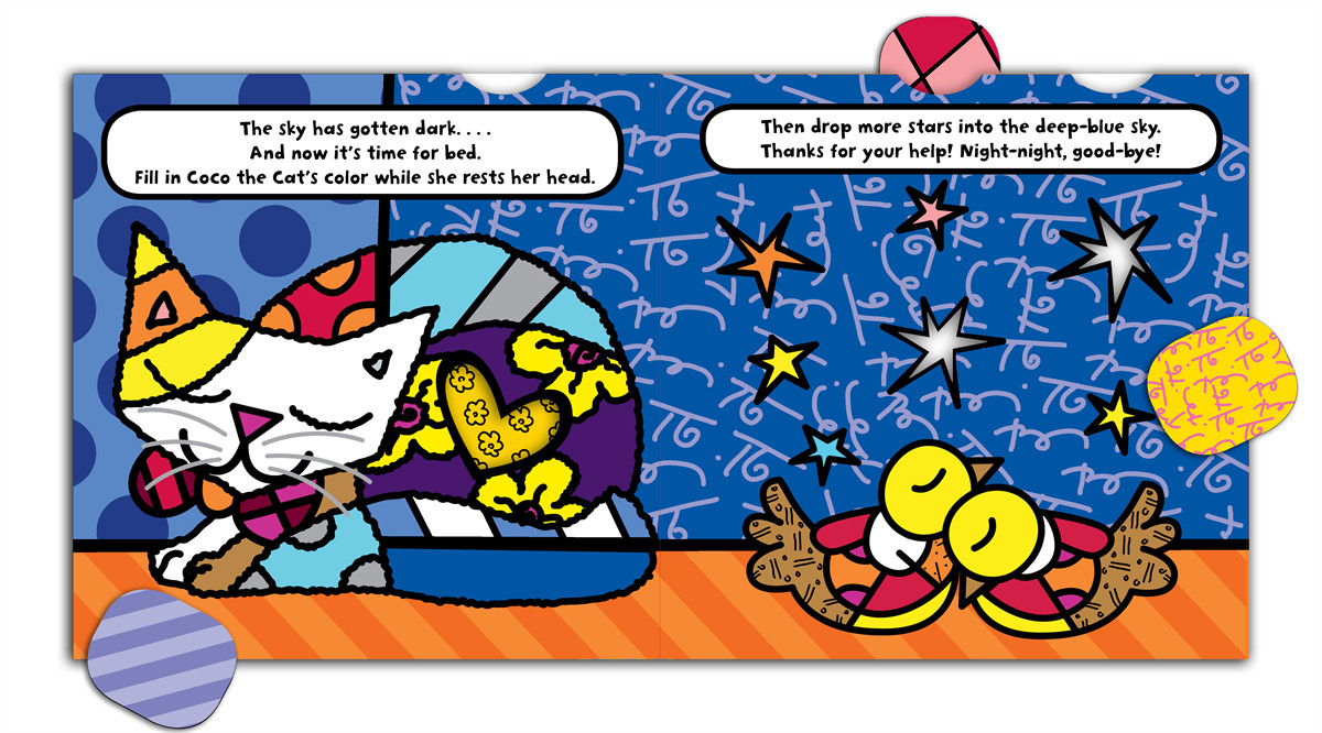 Color Play!   Book by Romero Britto   Official Publisher Page ...