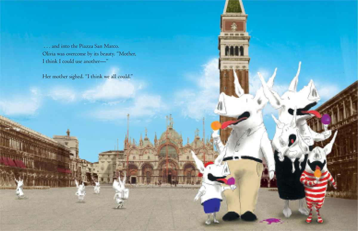 Olivia goes to venice 9781416996743.in03