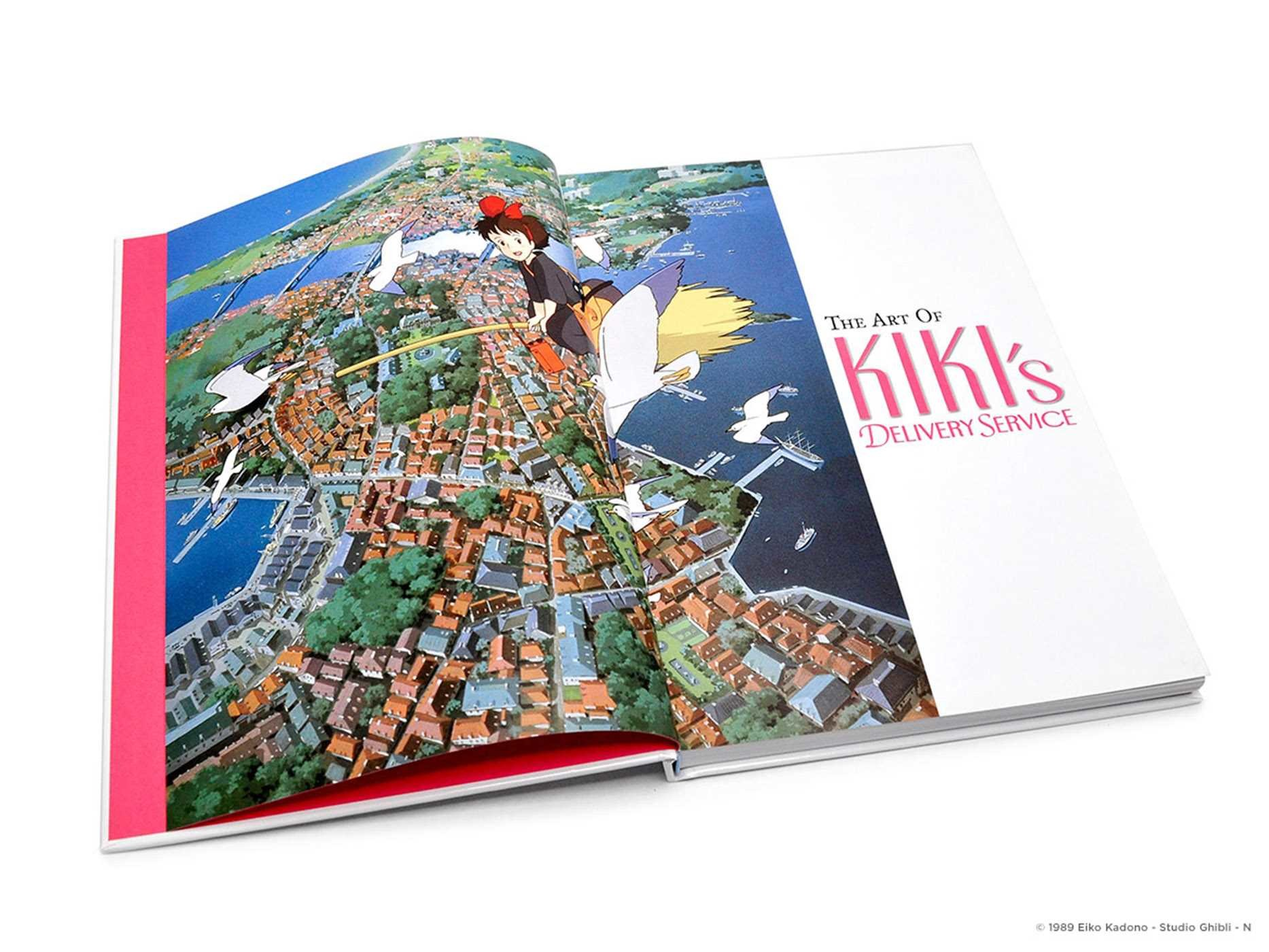 ... Art of kikis delivery service 9781421505930.in02 ...