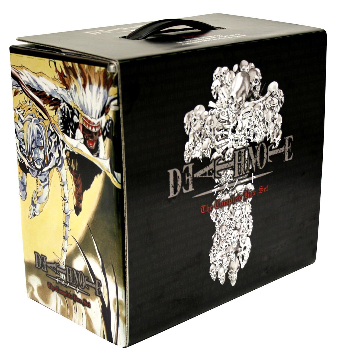 Death note box set (vol s 1 13) 9781421525815.in01