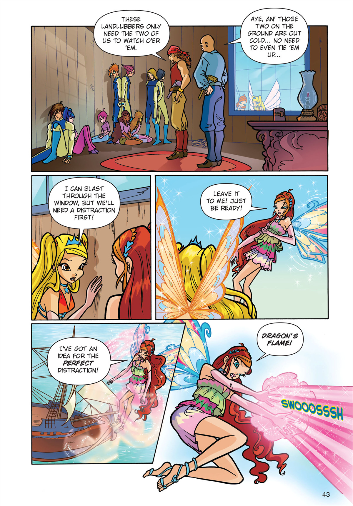 Winx club vol 7 9781421542041.in03