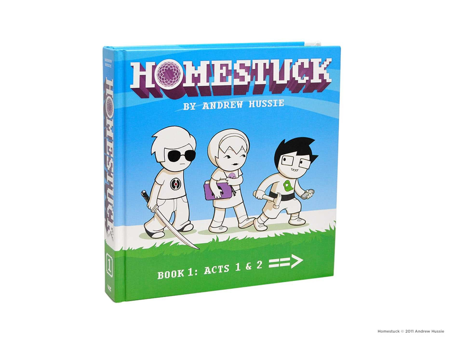 Homestuck 9781421599403.in01