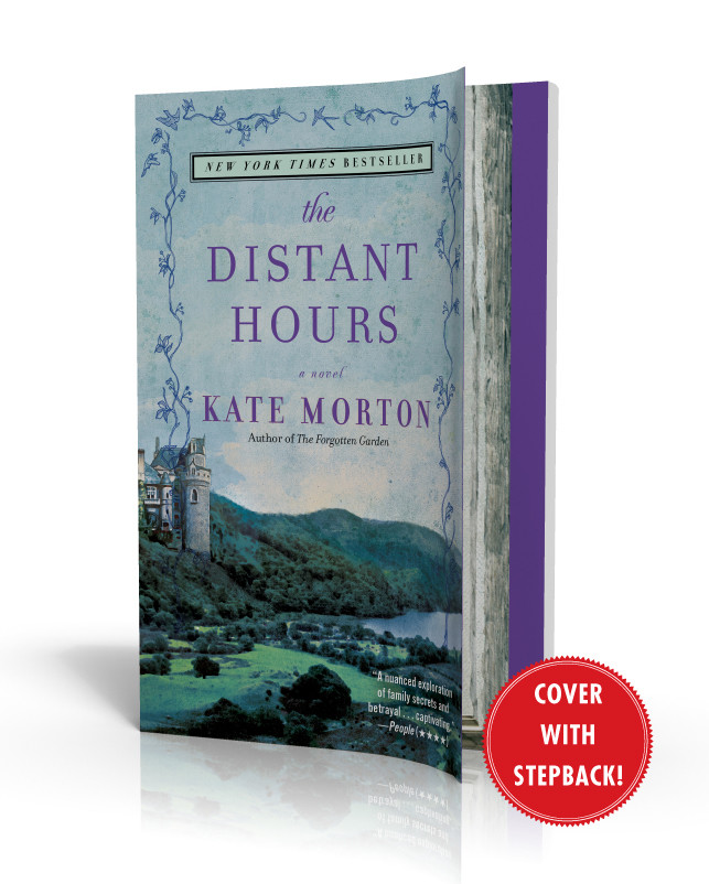 The distant hours 9781439152799.in01