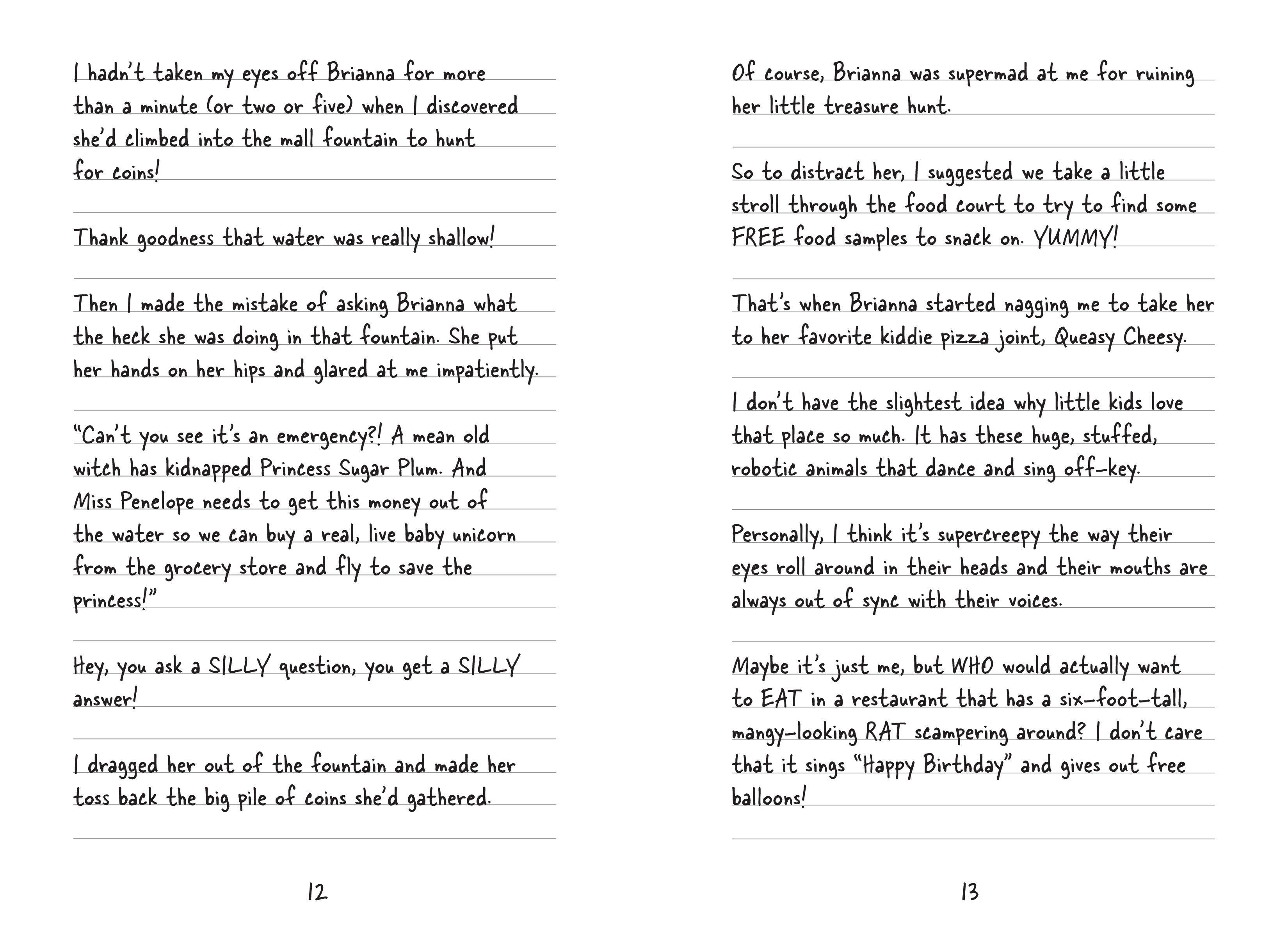Dork Diaries 3 | Book by Rachel Renée Russell | Official
