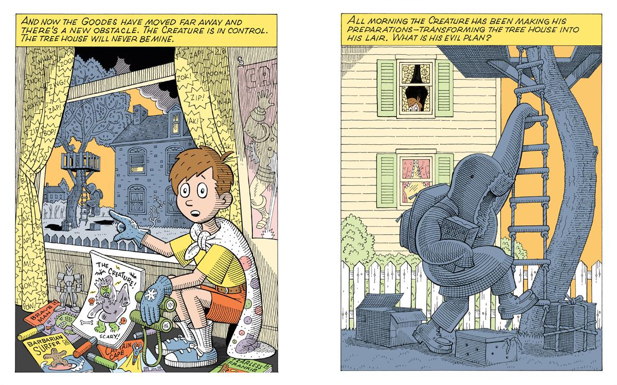 Superhero joe and the creature next door 9781442412682.in01