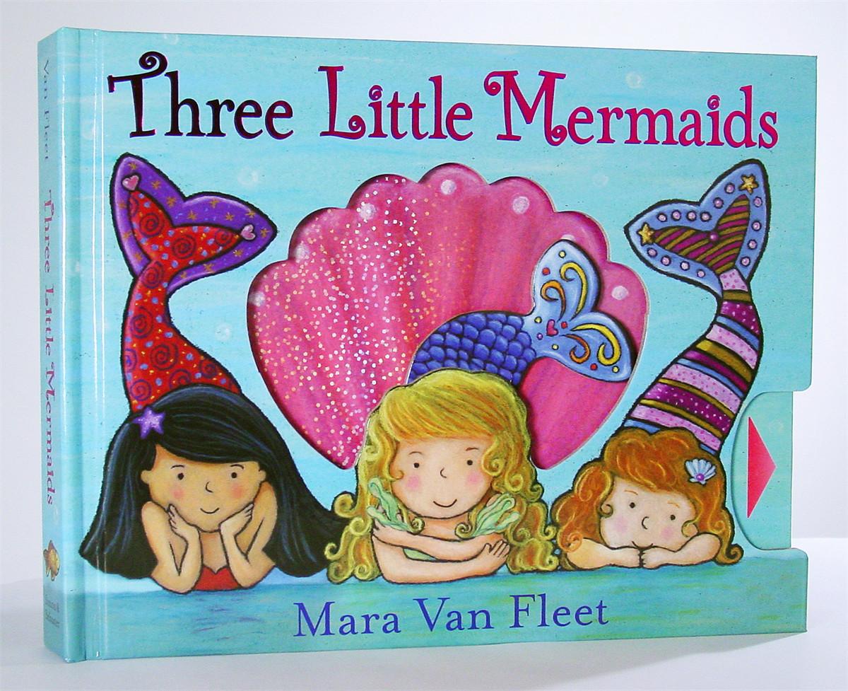 Three little mermaids 9781442412866.in01