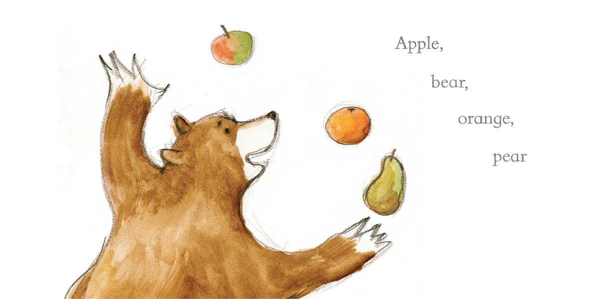 Orange pear apple bear 9781442420038.in02