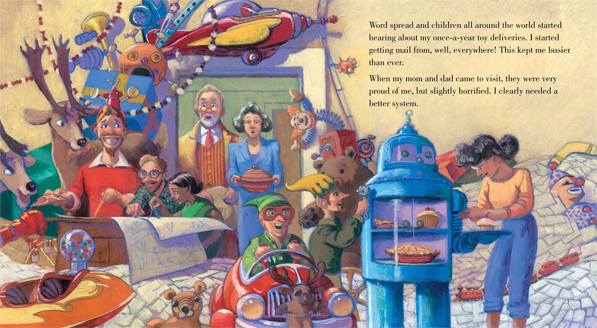 Santa from cincinnati 9781442429932.in04