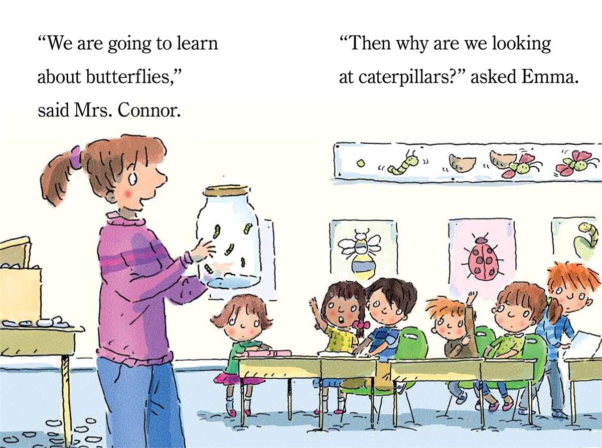 Butterfly garden 9781442436428.in01