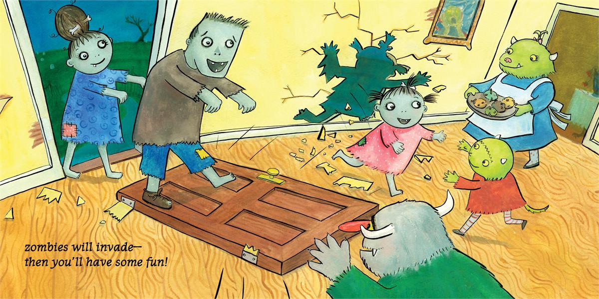 Hush little monster 9781442441958.in03