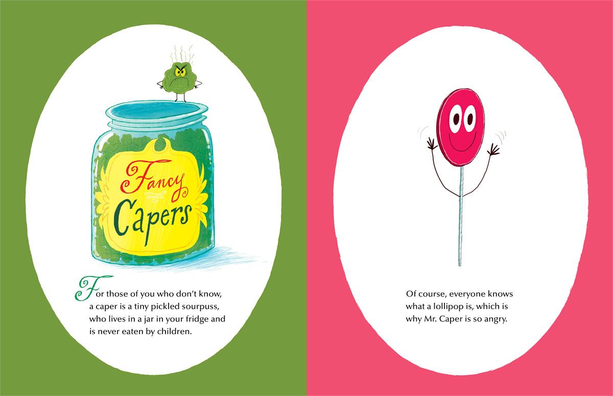 The great lollipop caper 9781442444607.in01