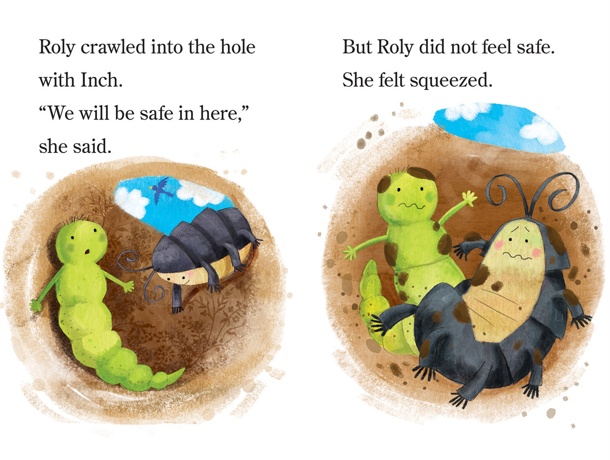 Inch and roly and the very small hiding place 9781442452817.in02