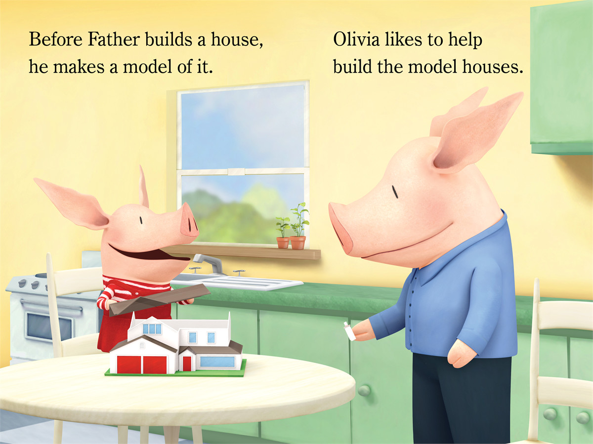 Olivia builds a house 9781442453227.in01