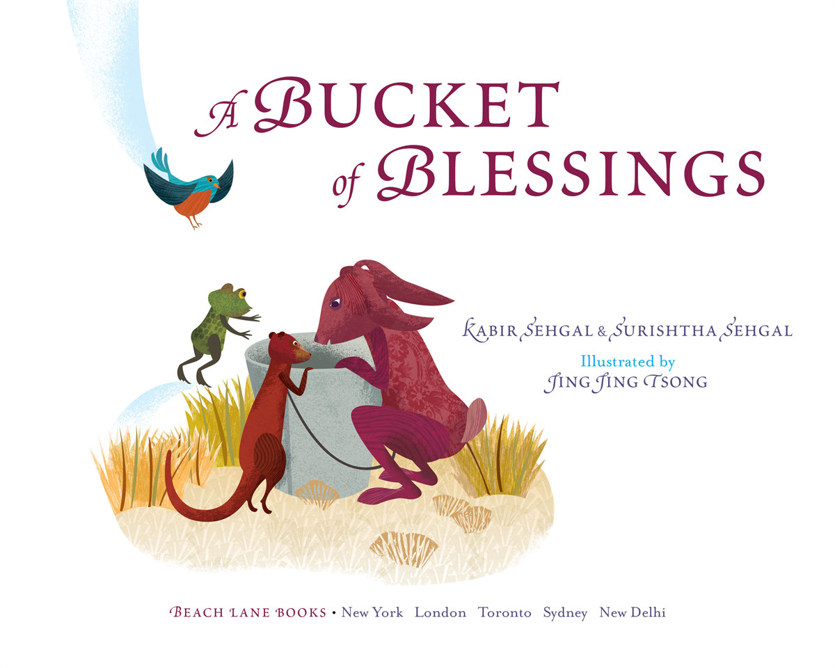 A bucket of blessings 9781442458703.in01