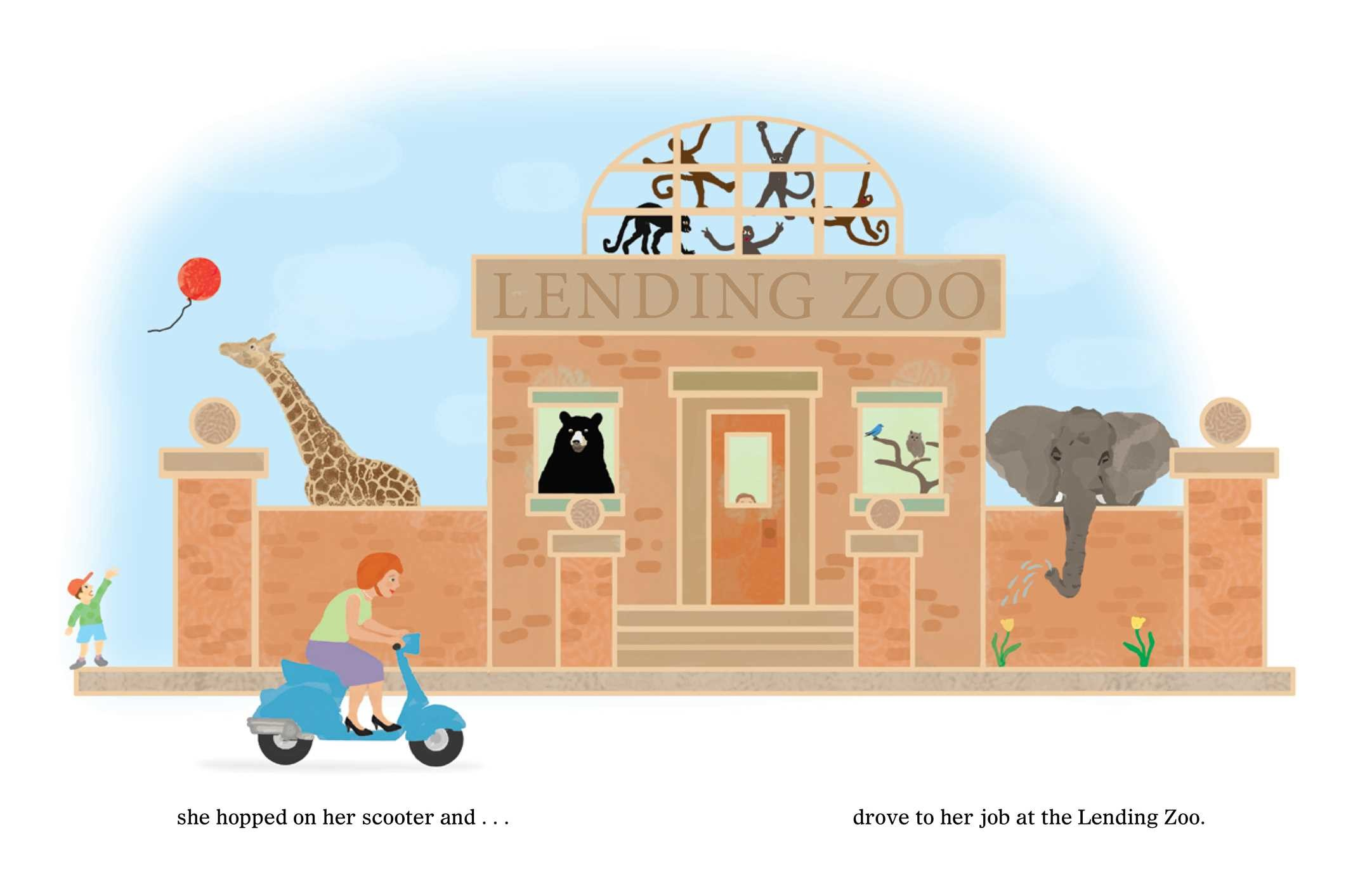 The lending zoo 9781442466791.in01
