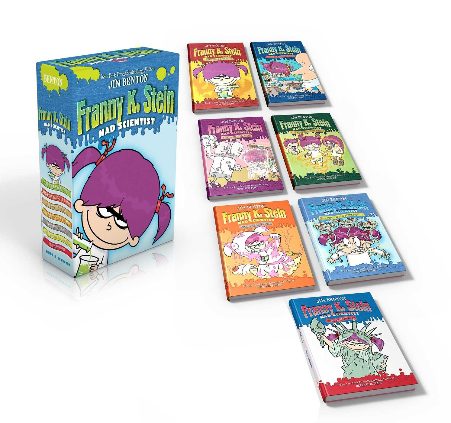The complete franny k stein mad scientist 9781442474246.in02
