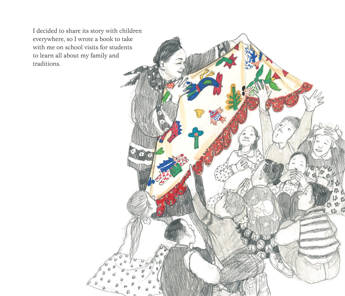 The Keeping Quilt Book By Patricia Polacco Official