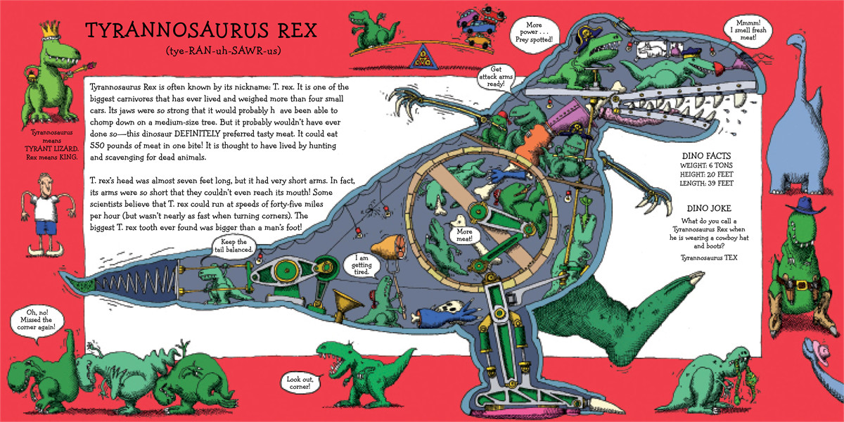How dinosaurs really work! 9781442482944.in03