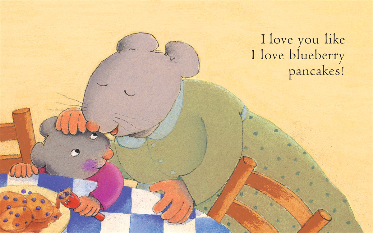 I Love You, Good Night | Book by Jon Buller, Susan Schade