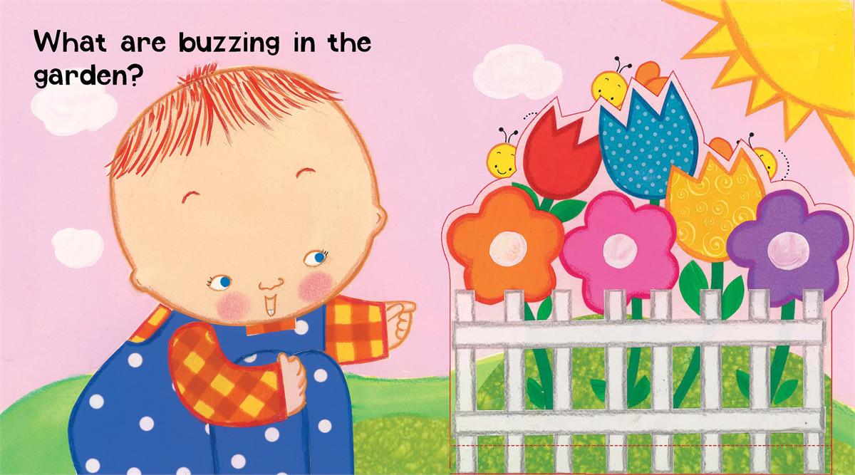 Buzz buzz baby! 9781442493131.in03