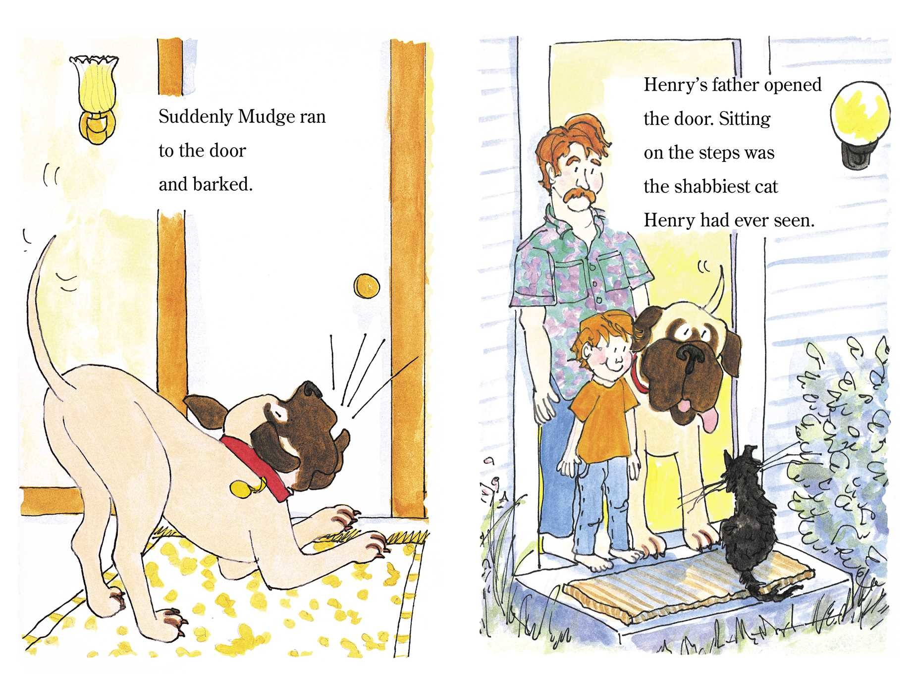 Henry and mudge ready to read value pack 2 9781442494411.in01