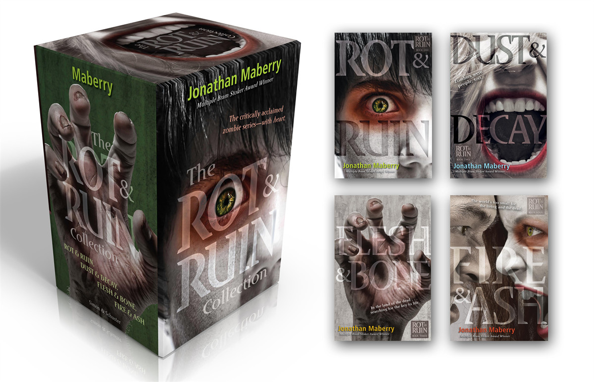 The rot ruin collection 9781442497702.in01