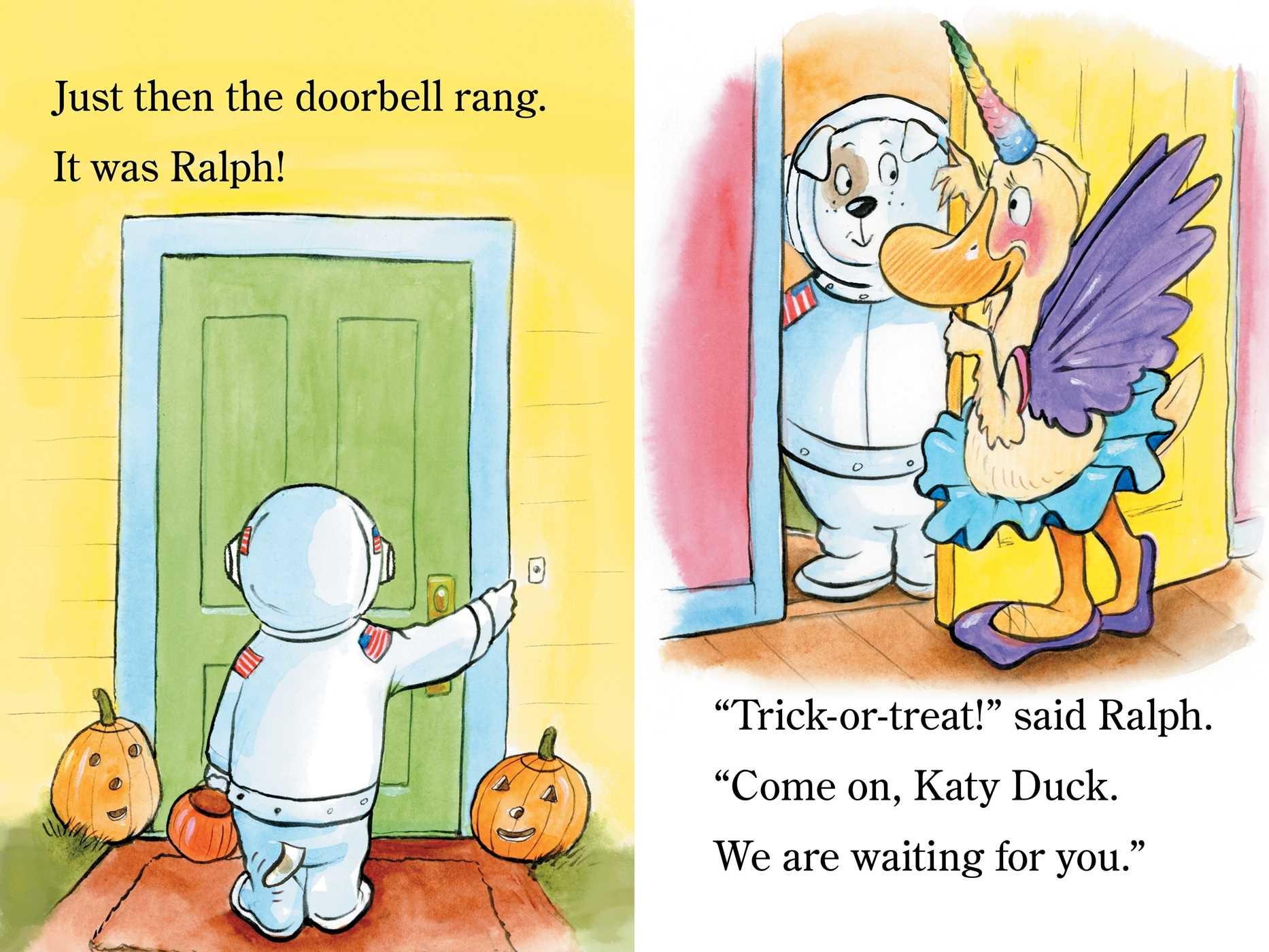 Katy ducks happy halloween 9781442498068.in01