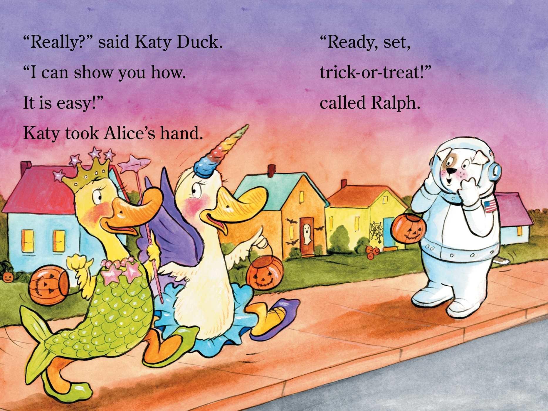 Katy ducks happy halloween 9781442498068.in02