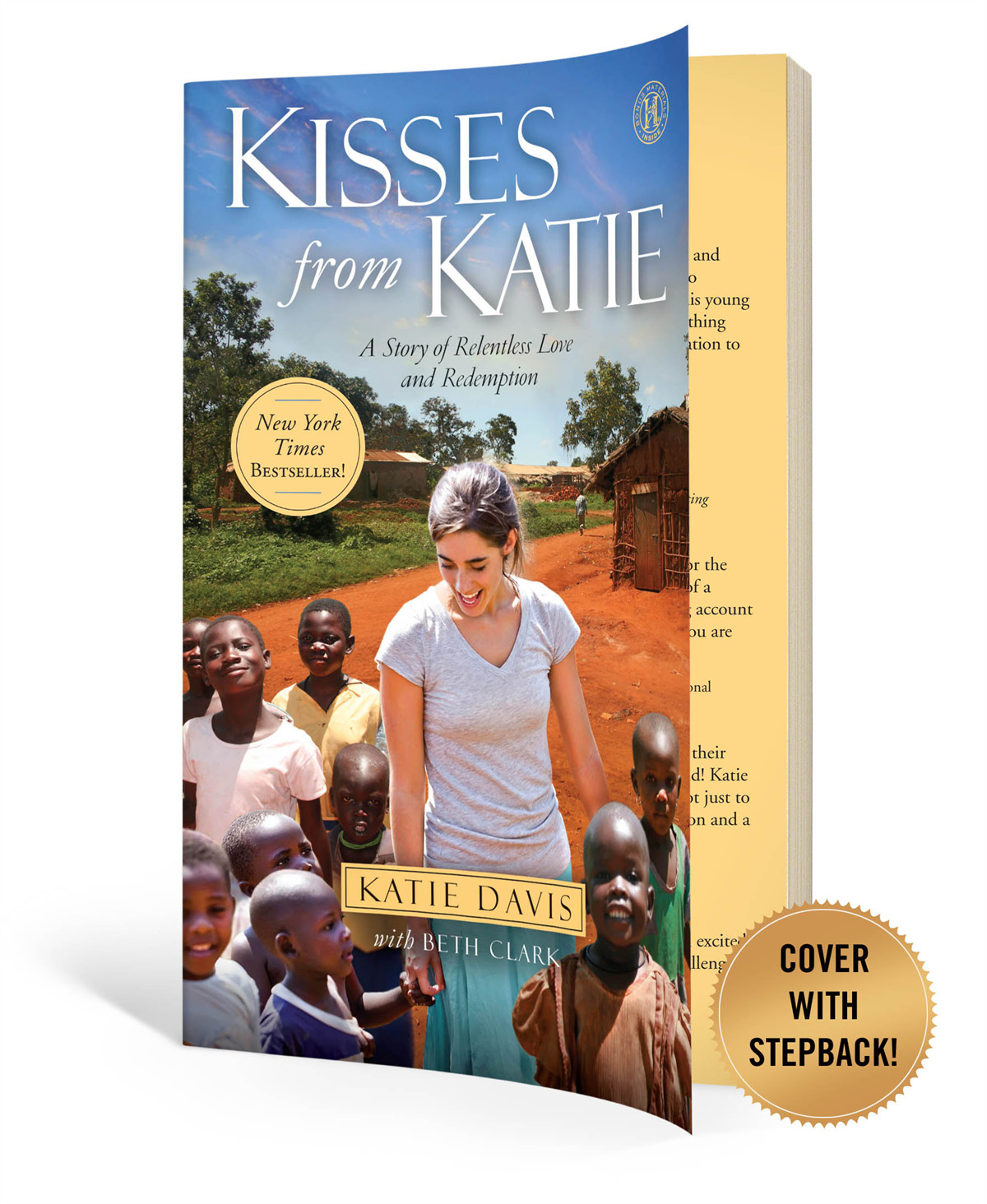 Kisses from Katie | Book by Katie J  Davis, Beth Clark