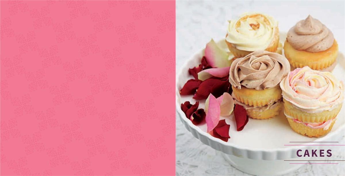 4 ingredients chocolate cakes cute things 9781451635683.in05