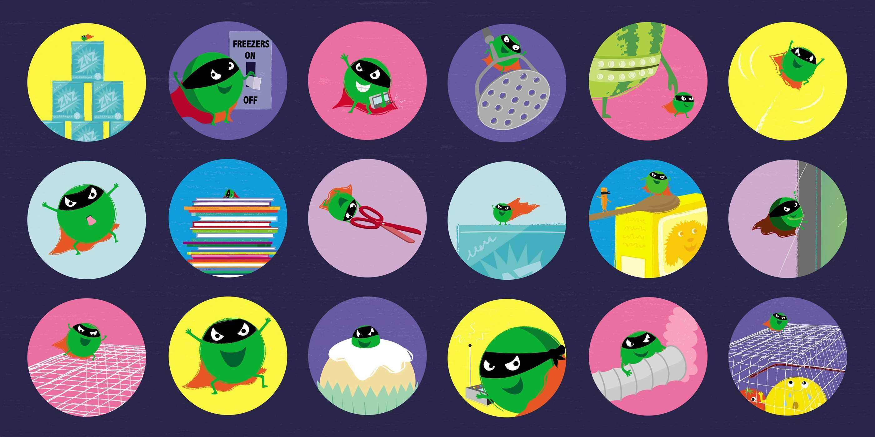 Supertato evil pea rules 9781471144066.in02