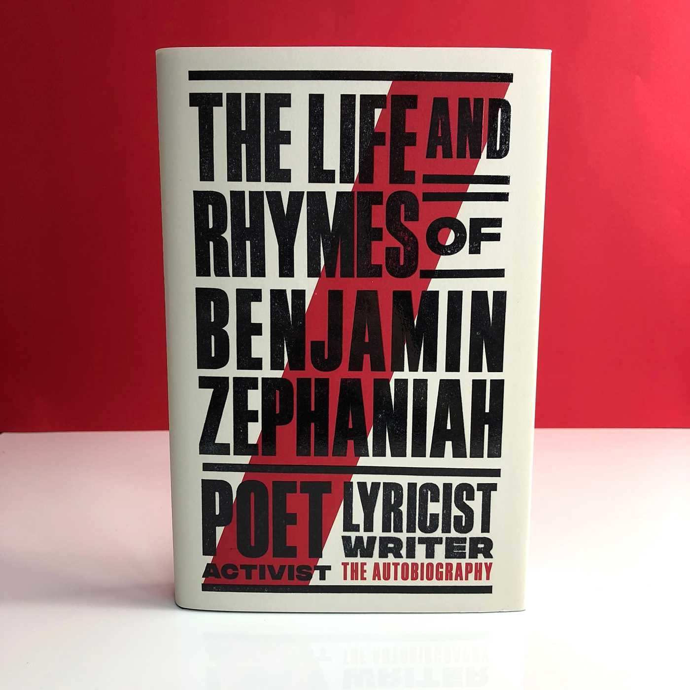 The life and rhymes of benjamin zephaniah 9781471168925.in01