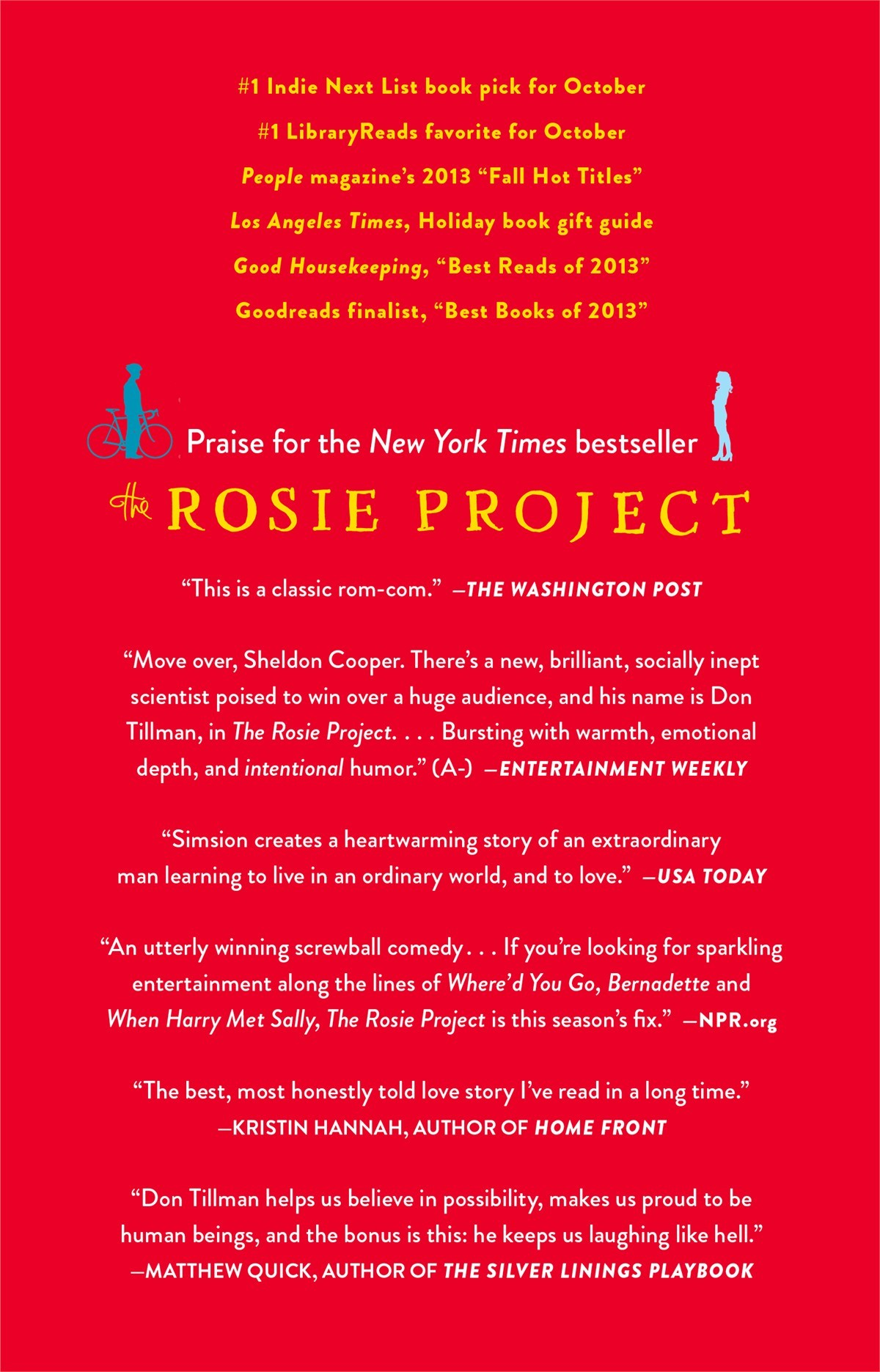 The rosie project 9781476729091.in18