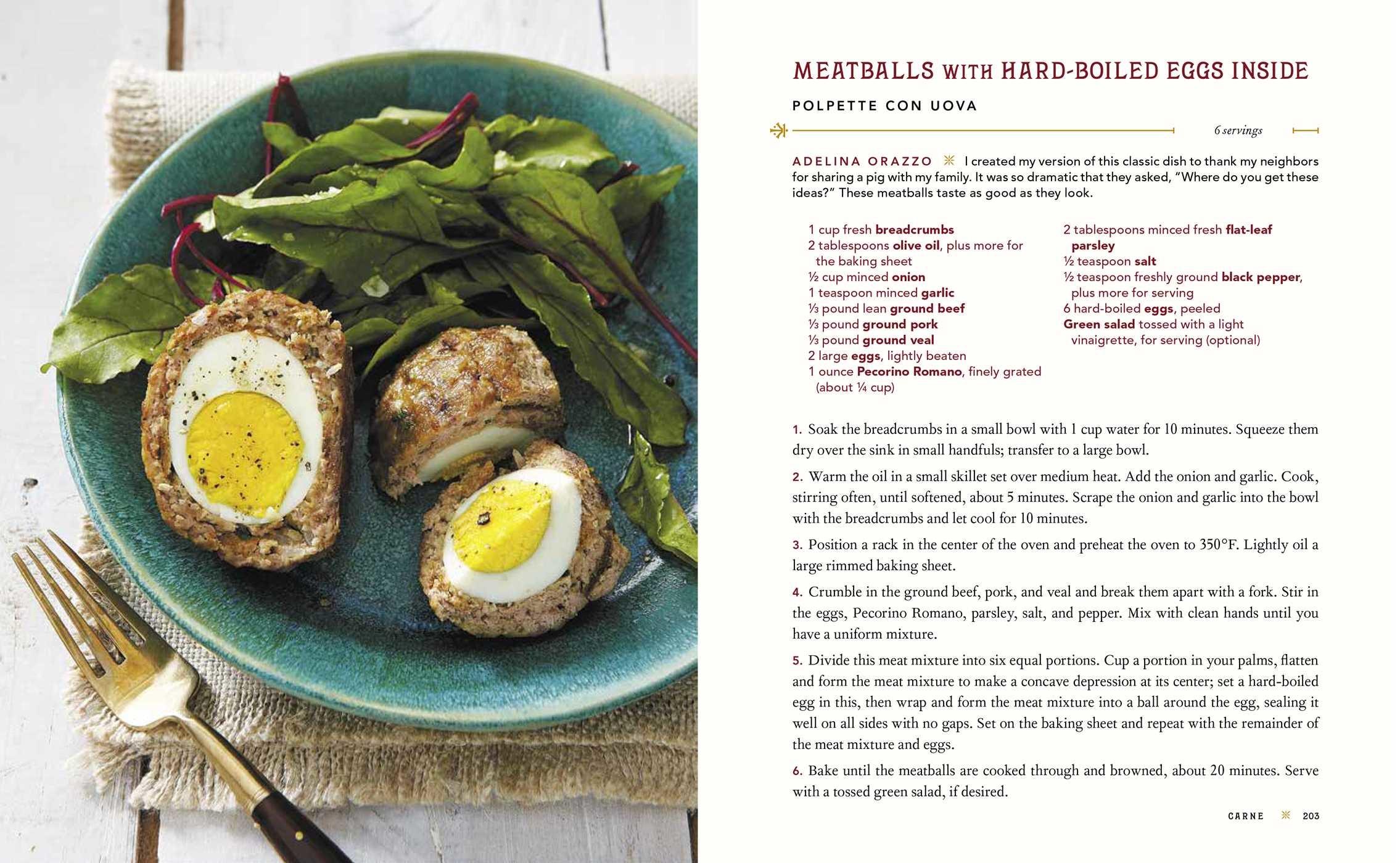 Nonna S Kitchen Cookbook