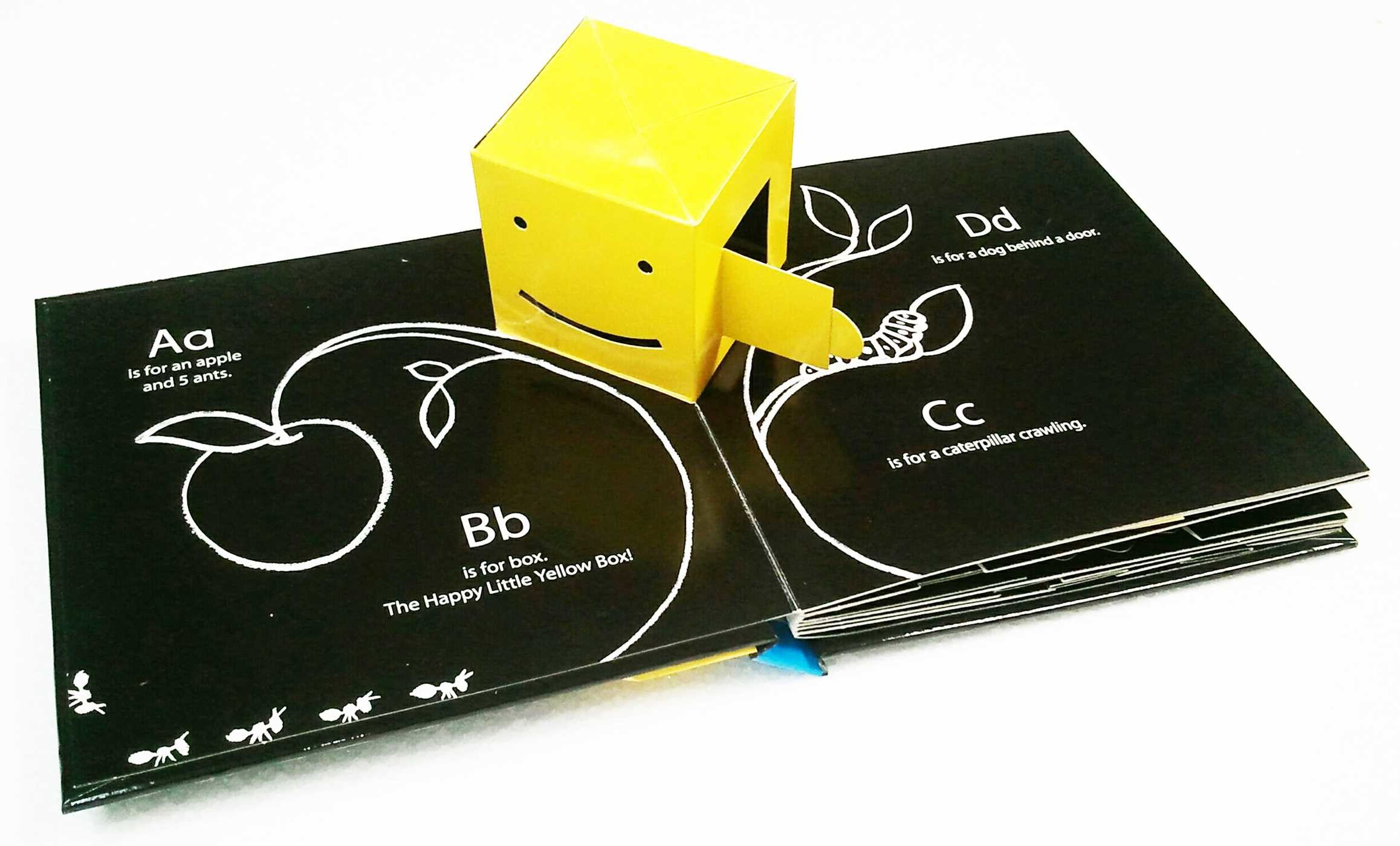 B is for box the happy little yellow box 9781481402958.in01