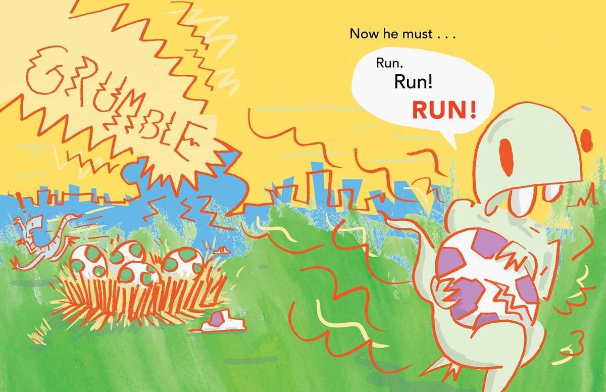 Rex finds an egg! egg! egg! 9781481403085.in01