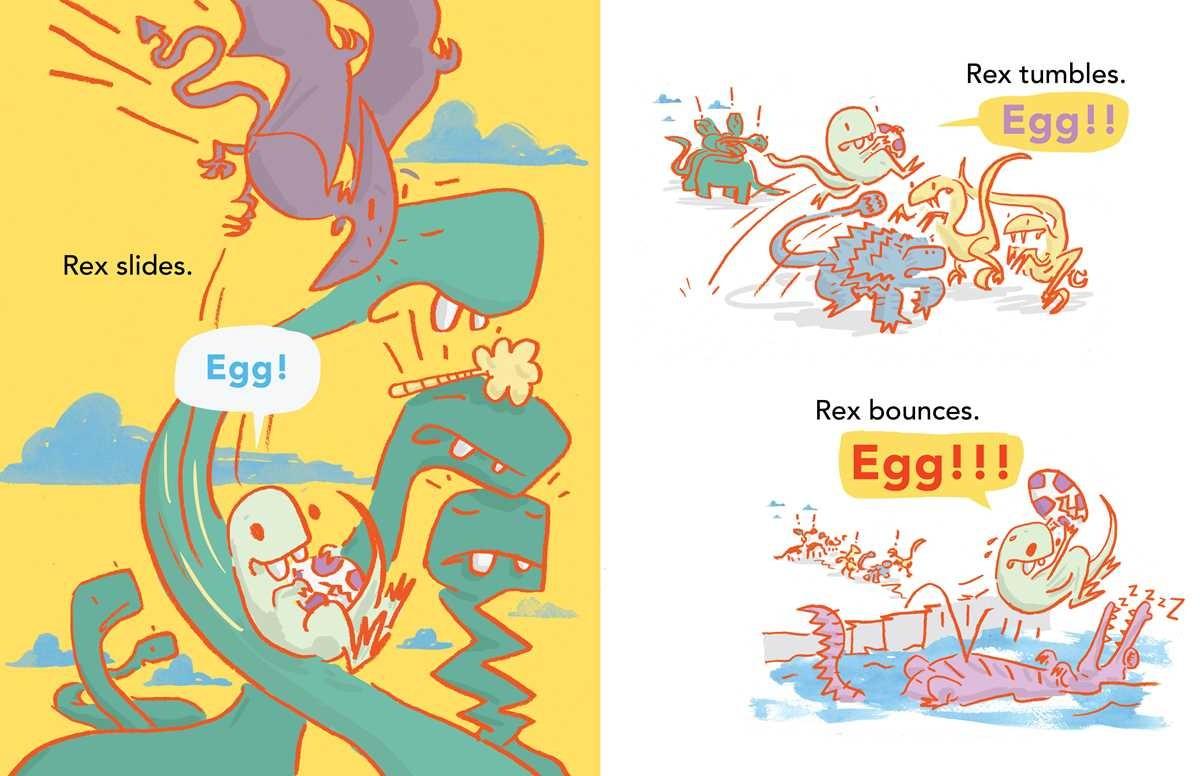 Rex finds an egg! egg! egg! 9781481403085.in03