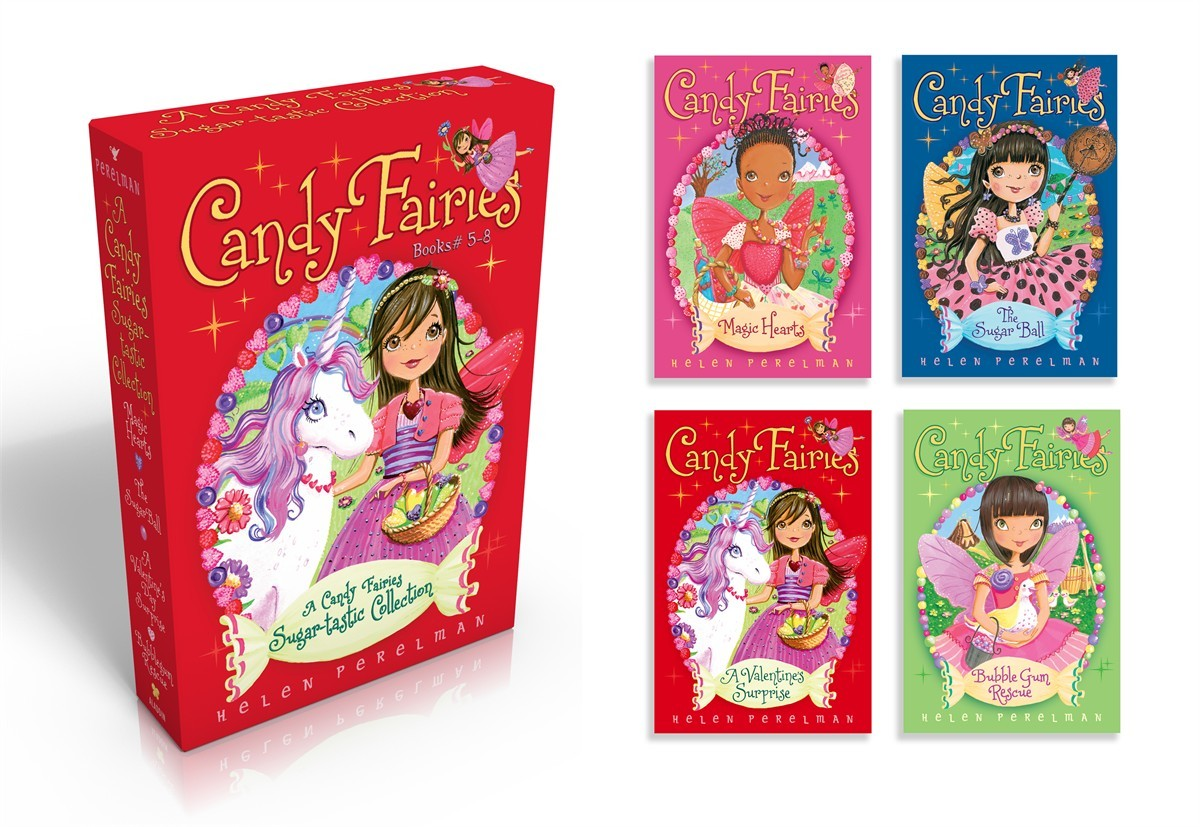 A candy fairies sugar tastic collection books 9781481416597.in01