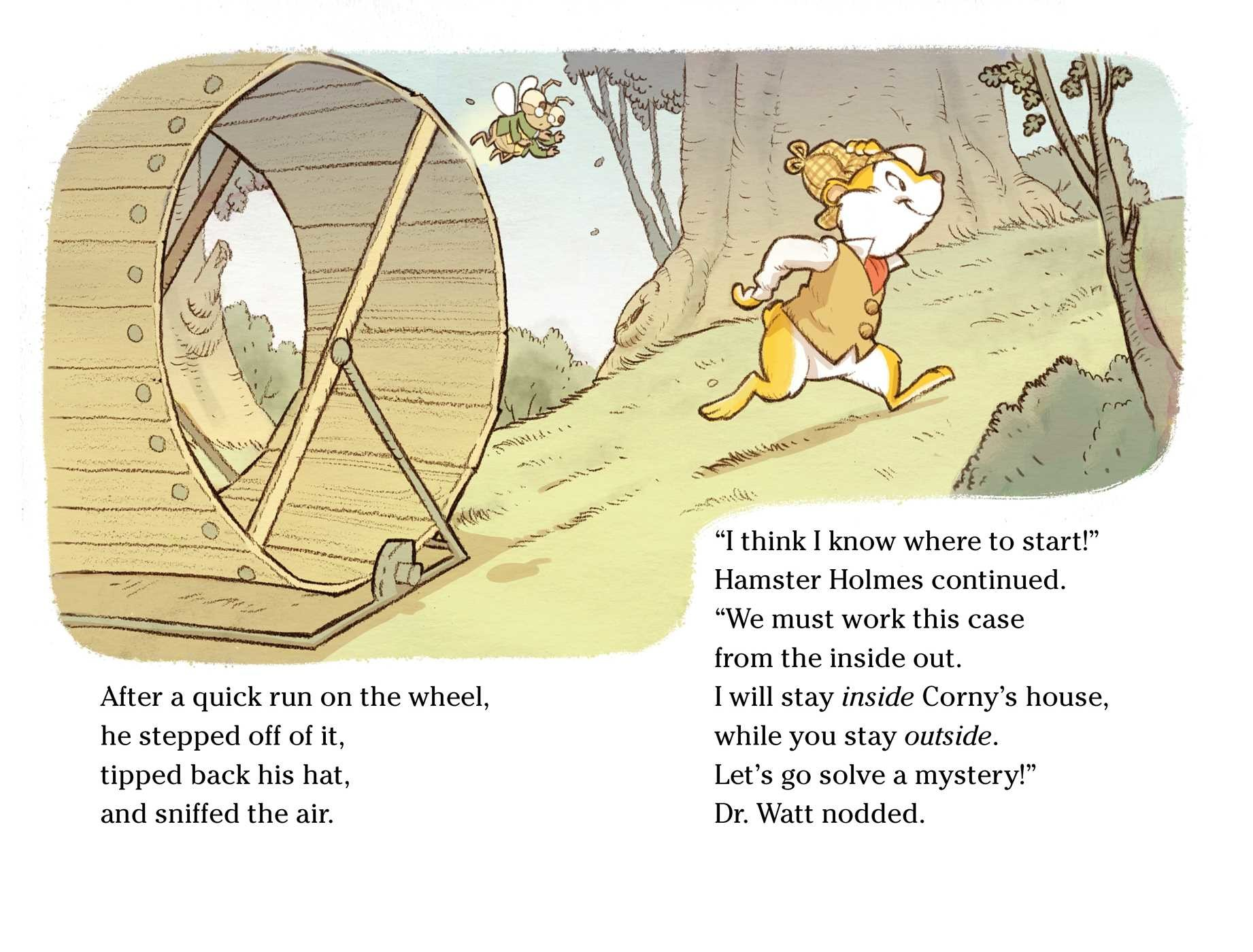 Hamster holmes a mystery comes knocking 9781481420365.in05