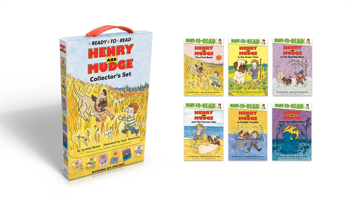 Henry and mudge collectors set 9781481421478.in02
