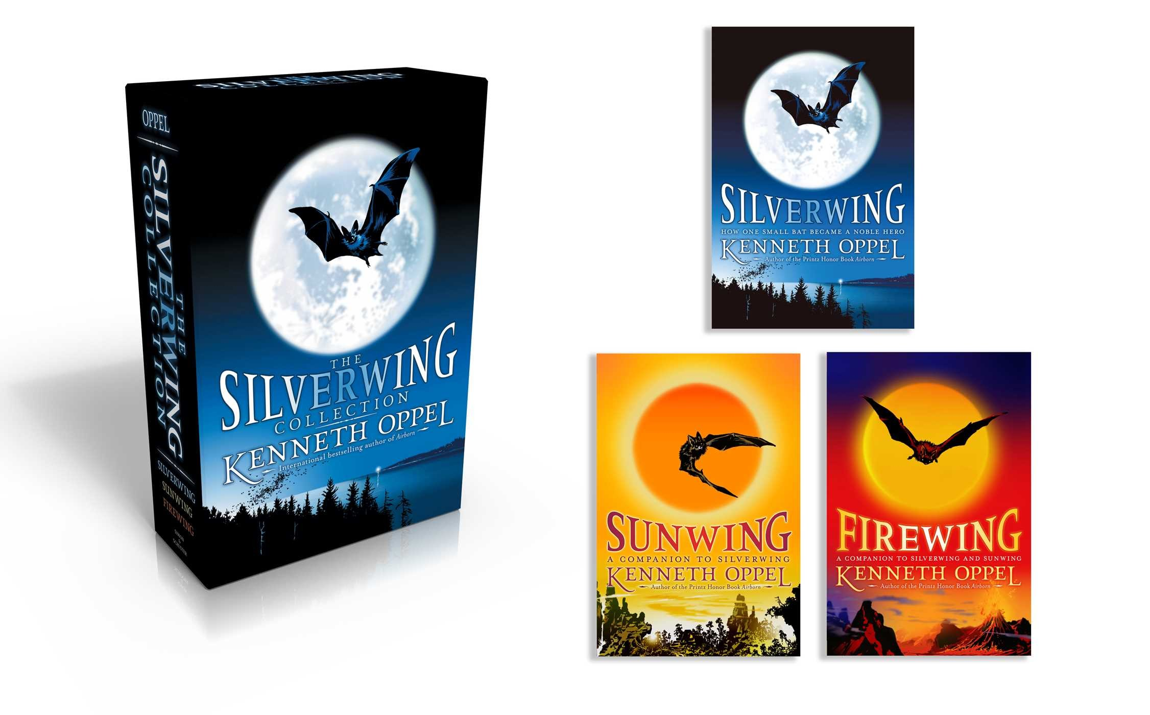 The silverwing collection 9781481427258.in01
