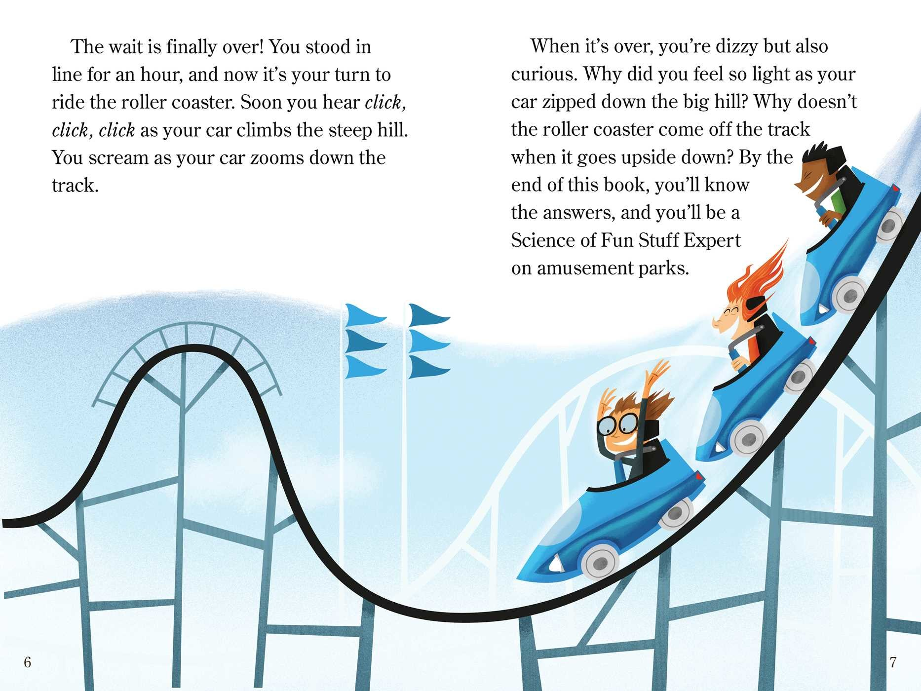 The thrills and chills of amusement parks 9781481428583.in01