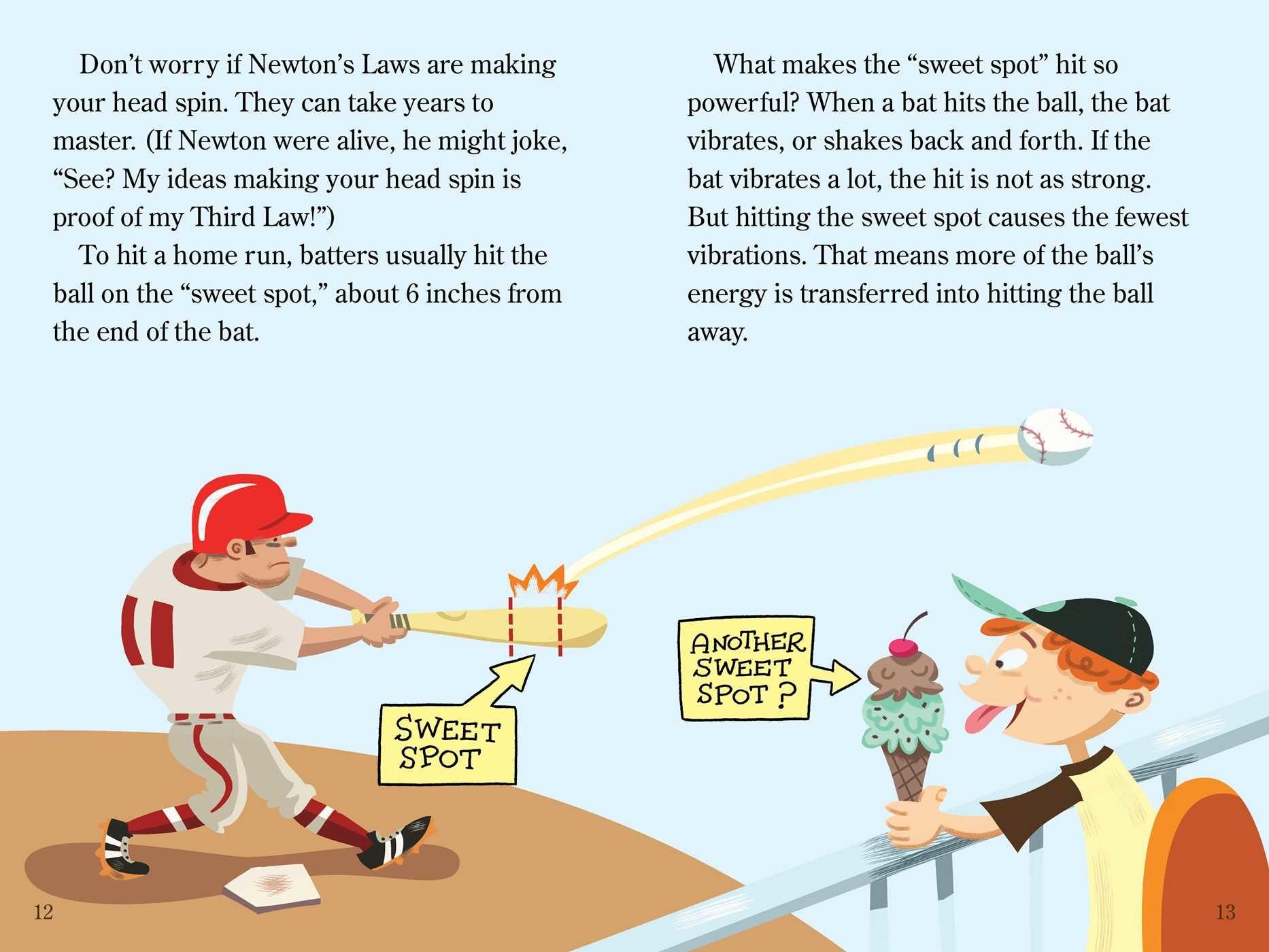 The Science behind Baseball