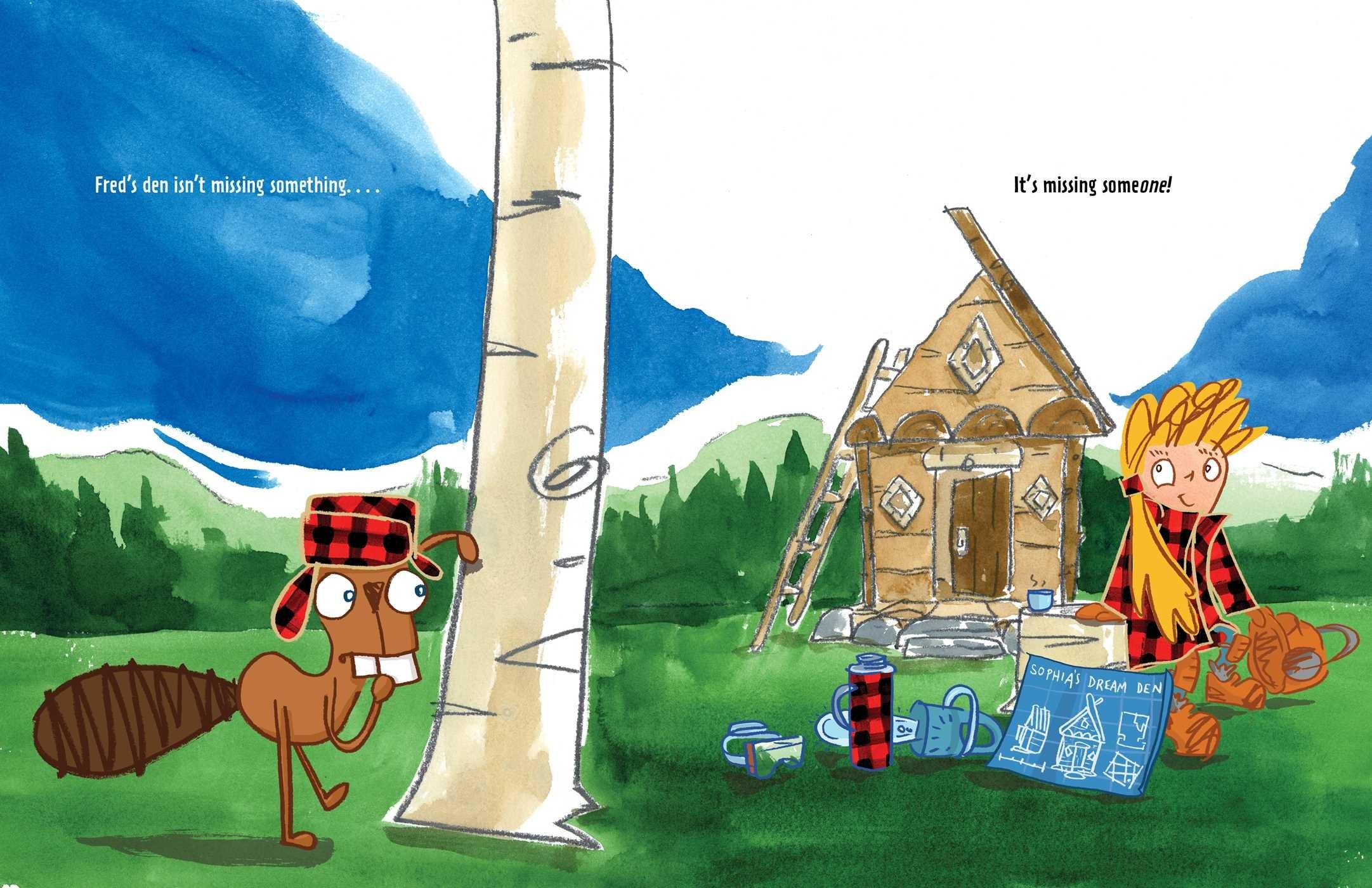 Fred the lumberjack 9781481429832.in04