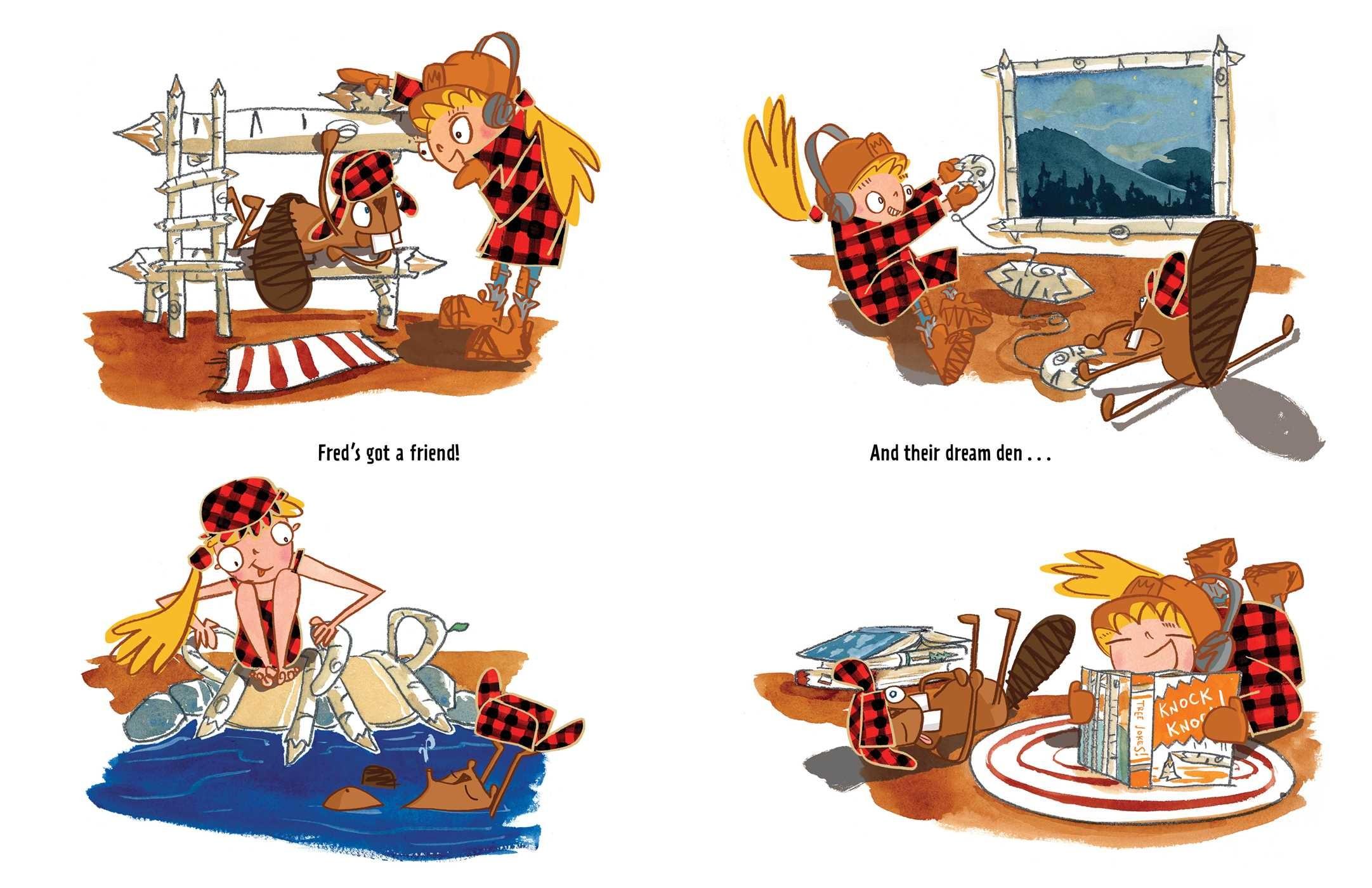 Fred the lumberjack 9781481429832.in05