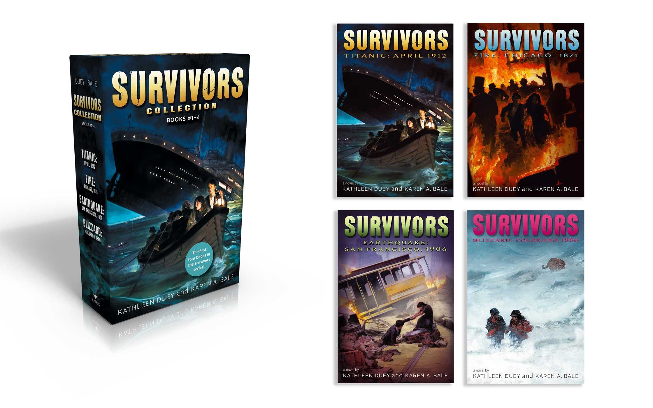 Survivors collection 9781481439534.in01
