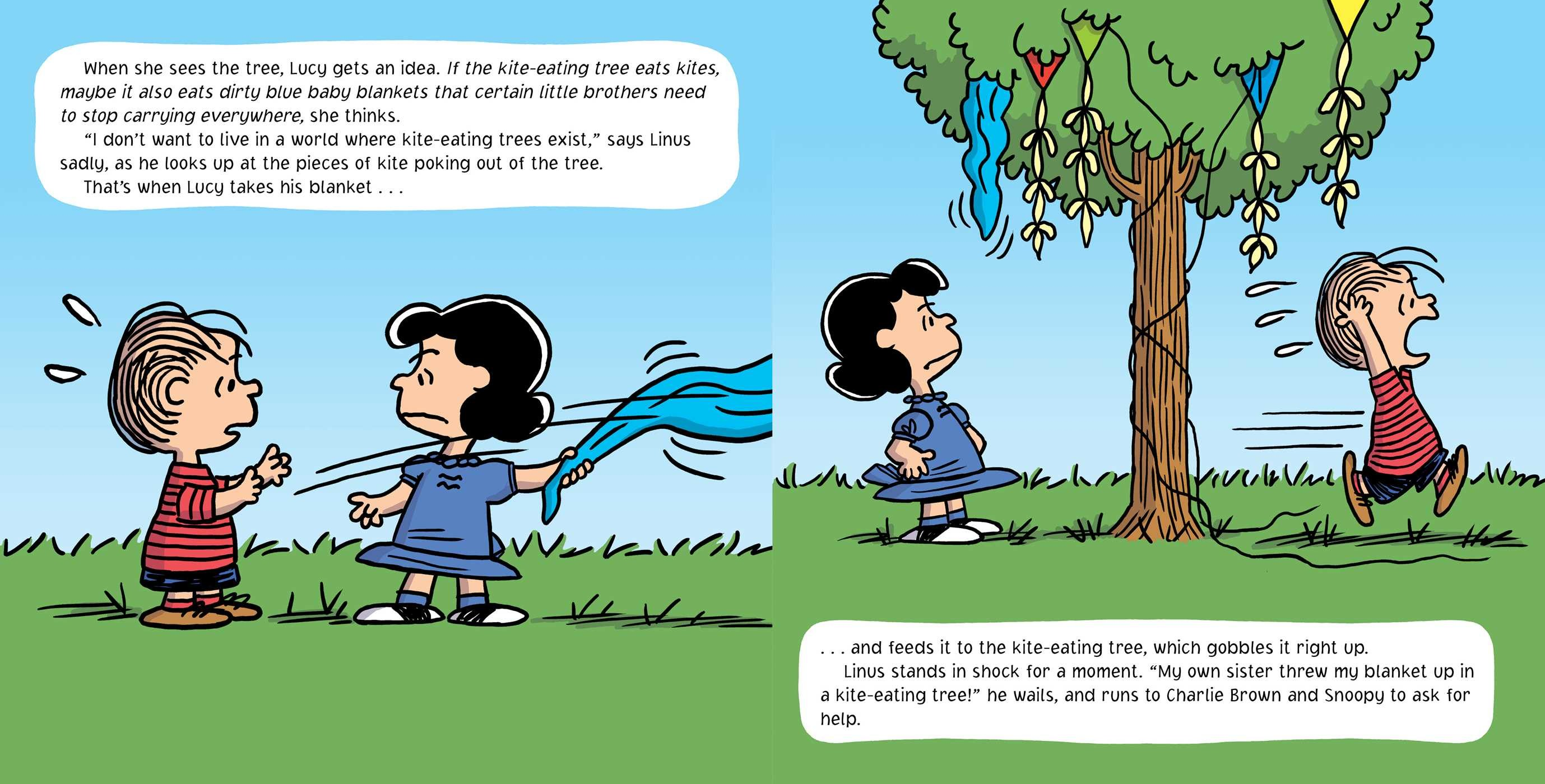 Go fly a kite charlie brown 9781481439558.in06